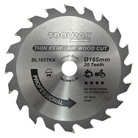 Thin Kerf Cordless Saw Blades