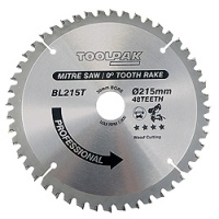 Mitre Saw & Table Saw Blades