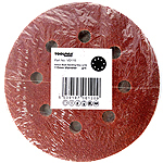 115mm Hook & Loop Sanding Discs 8 Hole - Trade Pack