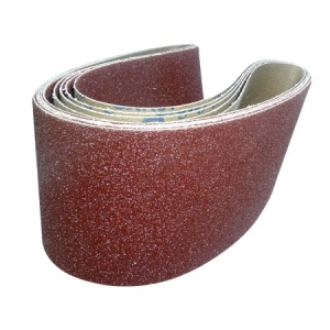 100mm x 915mm Sanding Belt 120 Grit Pack of 5