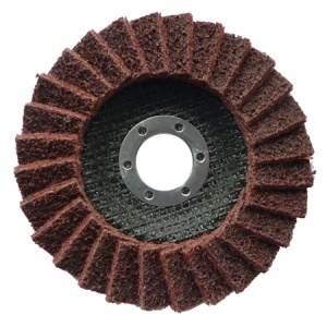 115mm Non-Woven Flap Disc - Medium