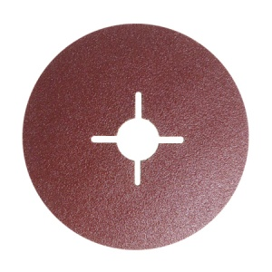 125mm Fibre Sanding Disc 60 Grit