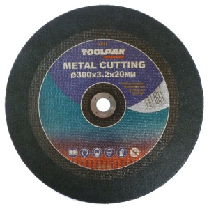 300mm x 3.2mm x 20mm Metal Cutting Disc