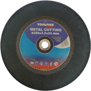 350mm x 3.2mm x 25.4mm Metal Cutting Disc