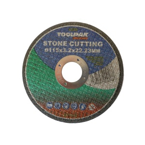 115mm x 3.2mm x 22.23mm Stone Cutting Disc