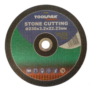 230mm x 3.2mm x 22.23mm Stone Cutting Disc