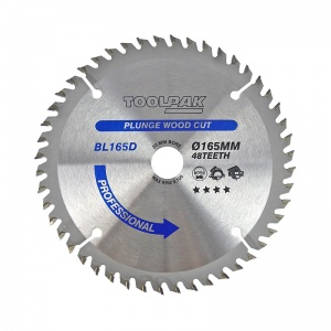 165mm x 20mm x 48T Professional TCT Saw Blade[1]