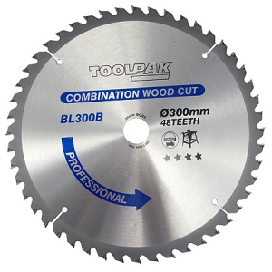 300mm x 30mm x 48T TCT Table Saw Blade