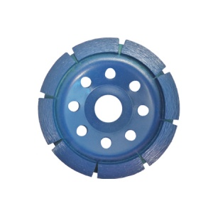 100mm Single Row Diamond Grinding Cup Wheel
