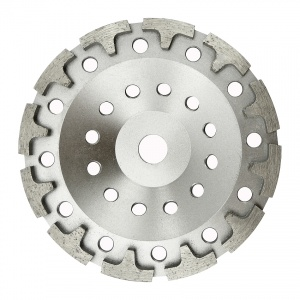 180mm Heavy Duty Diamond Grinding Cup Wheel