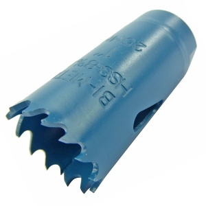25mm 8% Cobalt Holesaw