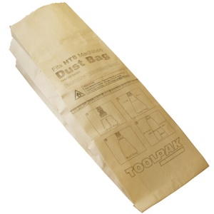 HT8 Disposable Floor Sander Paper Dust Bag - Pack of 50