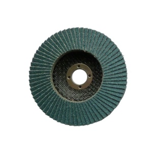 100mm Zirconium Flap Disc 40 Grit