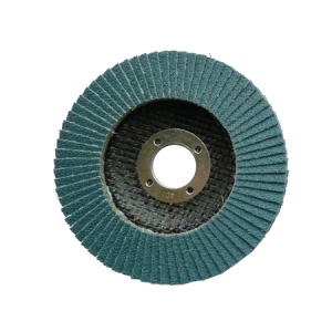 115mm Zirconium Flap Disc 120 Grit