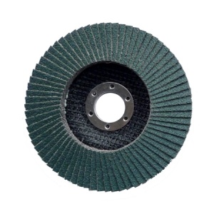 125mm Zirconium Flap Disc 40 Grit