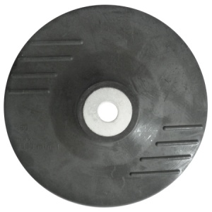 172mm Nylon Backing Pad - M14 Thread