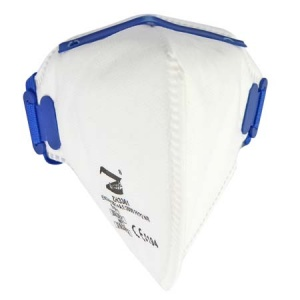 P2 Fold Flat Respirator Pack of 20