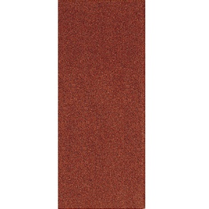 115 x 280mm Sanding Sheet 40 Grit Pack of 10