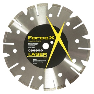 350mm x 25.4mm Concrete Diamond Blade 10mm Segment