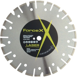 450mm x 25.4mm Concrete Diamond Blade 10mm Segment