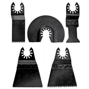 5-Piece Multi-Tool Blade Set