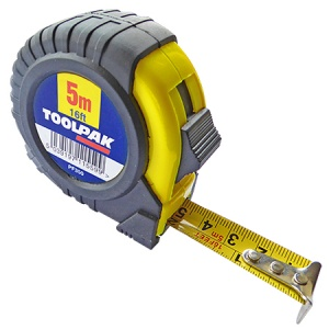 5m x 19mm Tape Measure
