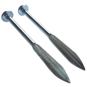 160mm Heavy Duty Line Pins Pack of 2