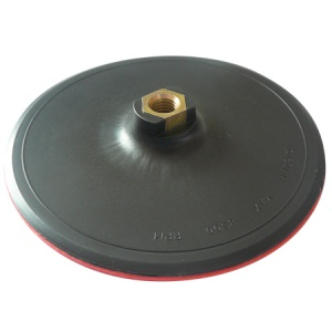 180mm ABS Hook and Loop Backing Pad M14