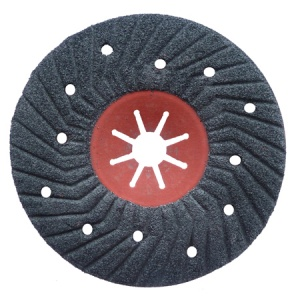 180mm Semi Flexible Disc 24 Grit