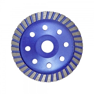 115mm Turbo Diamond Grinding Cup Wheel