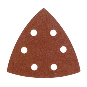 93mm Sanding Triangle 80 Grit Pack of 10