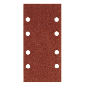 93 x 190mm Sanding Sheet 80 Grit Pack of 10