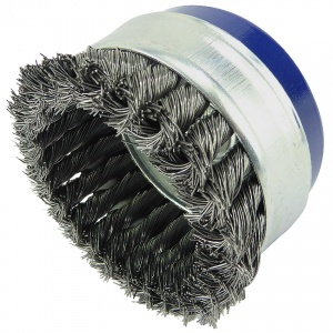 100mm Wire Twist Knot Cup Brush M14