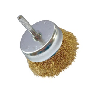 50mm Wire Crimped Cup Brush