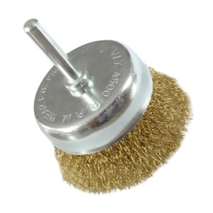 75mm Wire Crimped Cup Brush