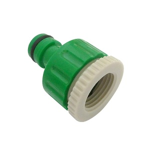 Tap Connector 3/4'' Thread with 1/2'' Thread Reducer