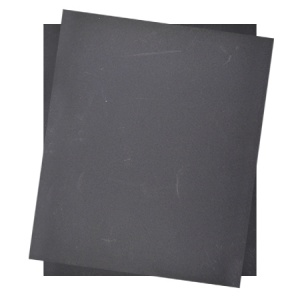 230mm x 280mm Wet & Dry Sandpaper 600 Grit Pack of 10