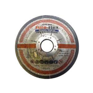 115mm x 3.2mm x 22.23mm DPC Metal Cutting Disc