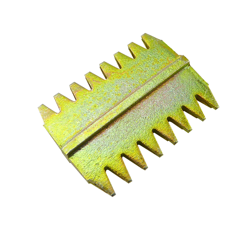 Scutch Chisel Combs Pack of 20
