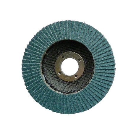 115mm Zirconium Flap Disc 60 Grit