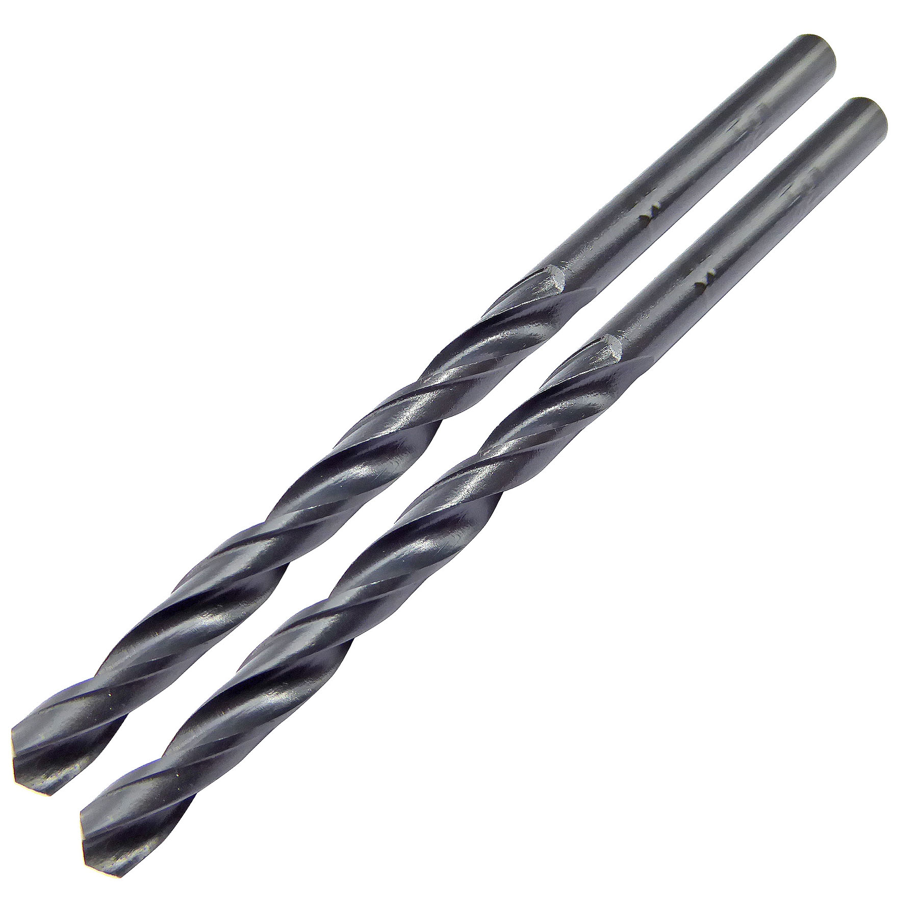 5.5mm x 93mm HSS Roll Forged Jobber Drill Pack of 2