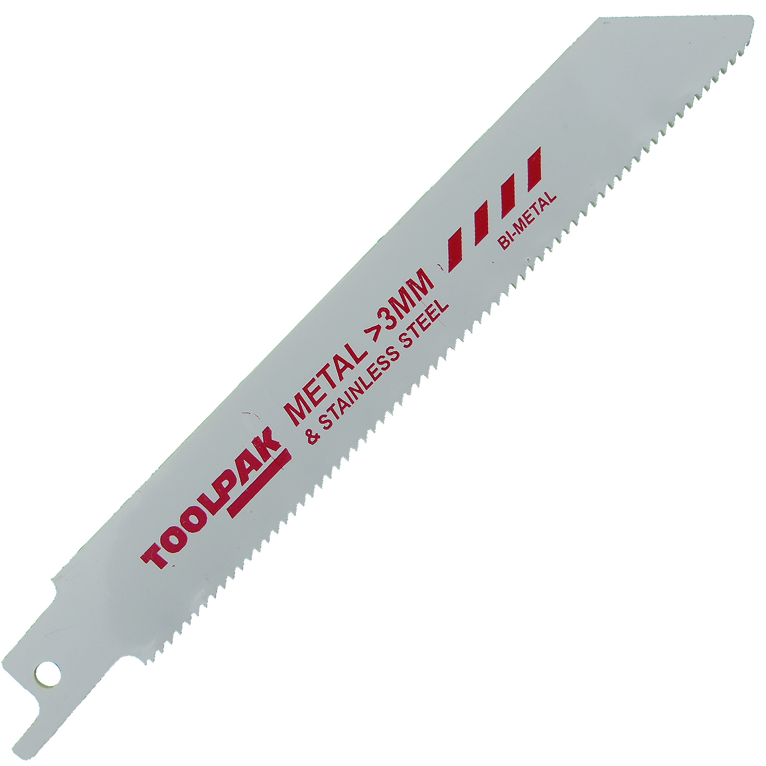 150mm 14tpi Thick Cut Reciprocating Saw Blade Metal Pack of 5